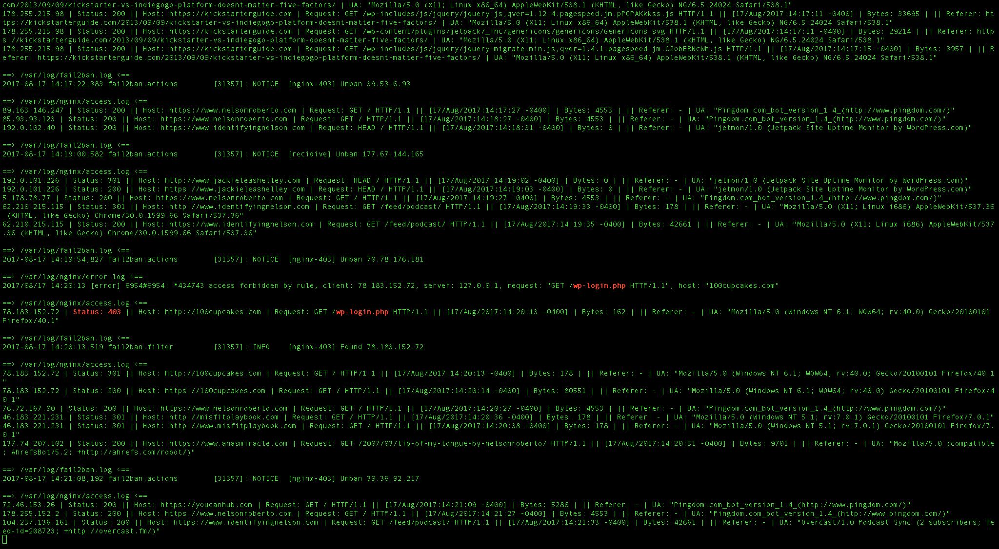 Nelson's Web Hosting