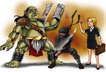 Operation Ninja S.T.A.R